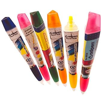 The adpen™ with Highlighter