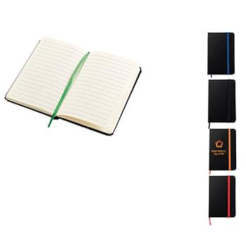 Ultra Notes Black Executive Cover w/ PVC Finish